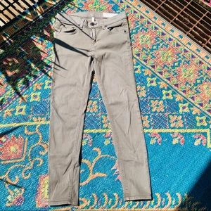 Citizens of Humanity Army Green Jeans 24